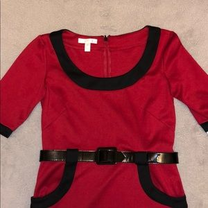London Times Belted Dress-Offer/Bundle to Save